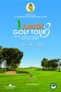 Junior Tour Agadir - Avril 2016